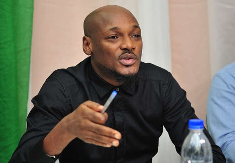 If you were responsible, you would have safeguarded apps developed by Nigerians - 2Face slams government over proposed regulation of social media lindaikejisblog