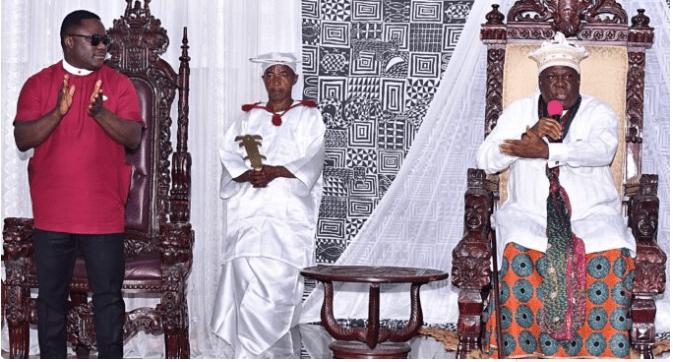 Obong of Calabar asks Governor Ayade to step aside lindaikejisblog