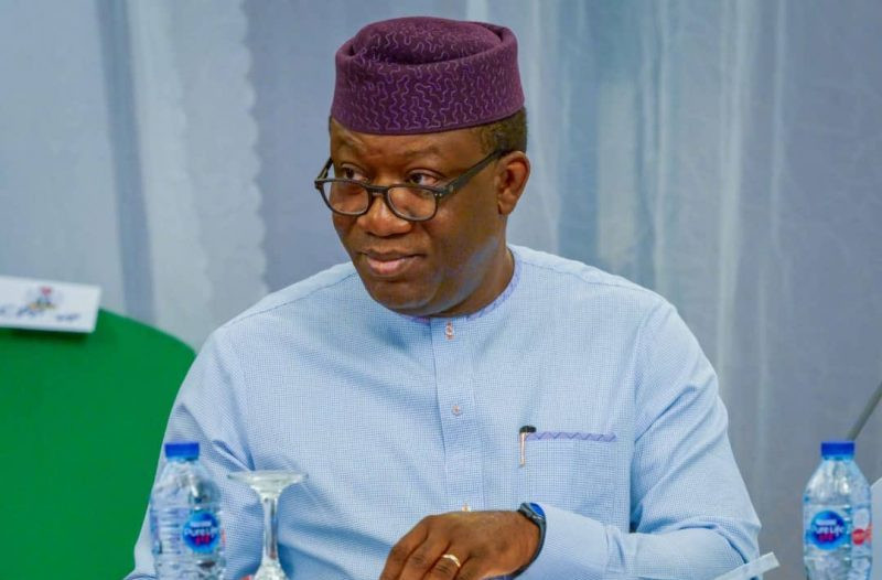 362 ghost workers earning N20m monthly discovered in Ekiti