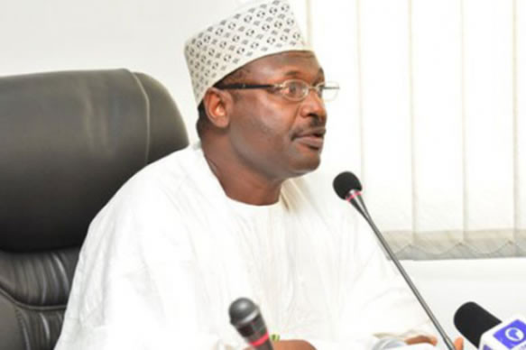 Electronic voting may be introduced in Anambra election next year - INEC Chairman
