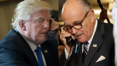 US Election: Trump lawyer Rudy Giuliani says president won't concede until legal options are exhausted