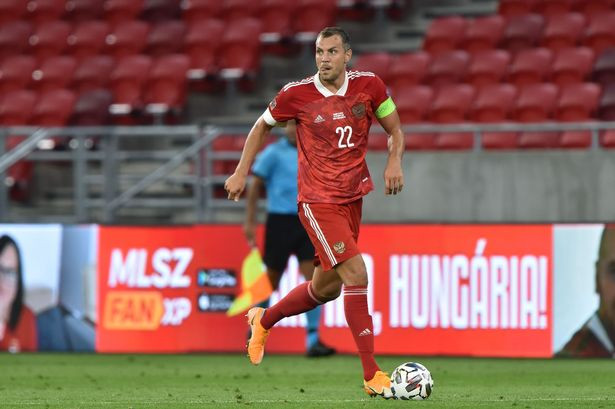 Russia captain Artem Dzyuba dropped from squad after masturbation s3x tape goes viral online