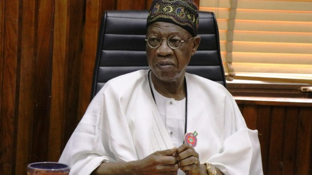 FG is addressing job creation for youths- Lai Mohammed