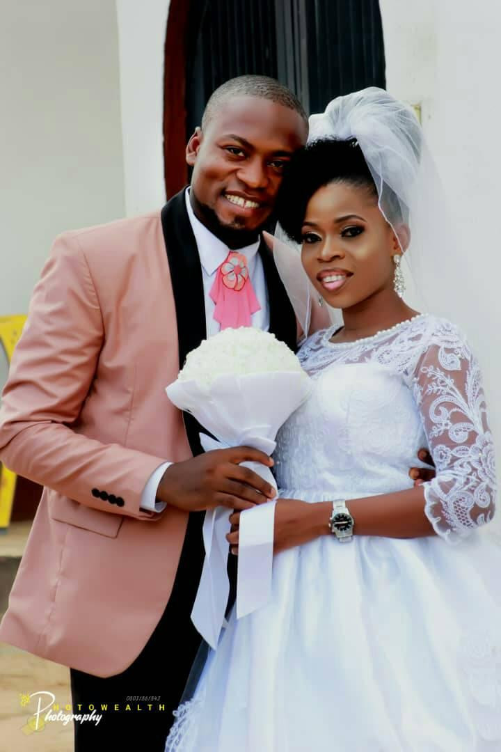 Couple who met during NYSC weds