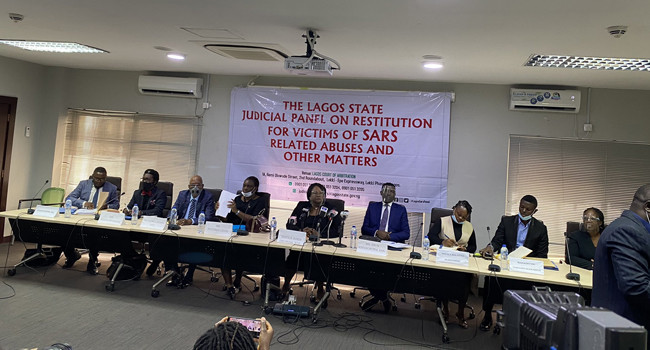 #EndSARS: Two lawyers sue Lagos state government, demand disbandment of Judicial panel