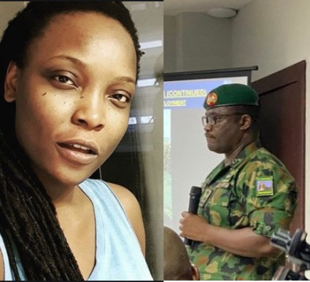 """Nigerian Army denies reports of searching for DJ Switch, Nigerian Army denies reports of searching for DJ Switch, says """"We have bigger fish to fry"""", Premium News24"""