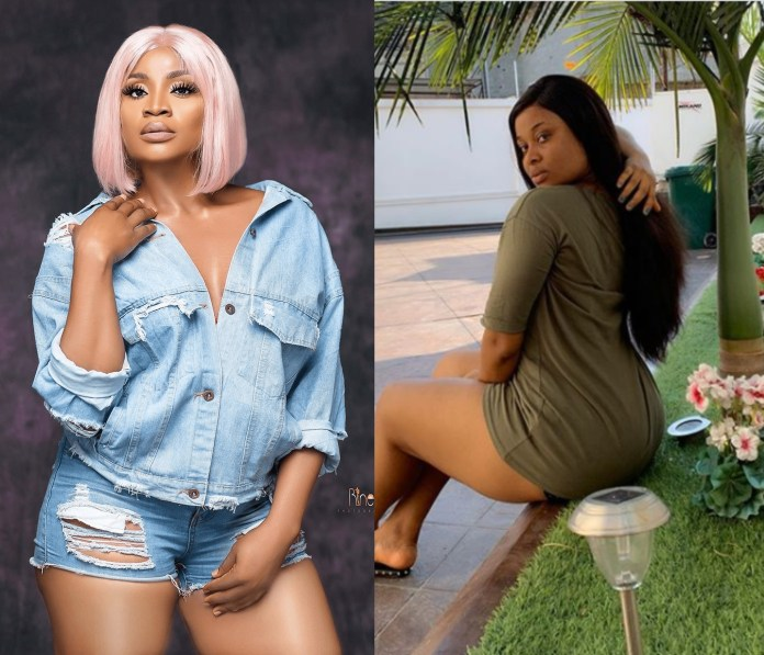 From the mouth of a full blown lesbian - Actress Uche Ogbodo slams colleague Inem Peter over comment of