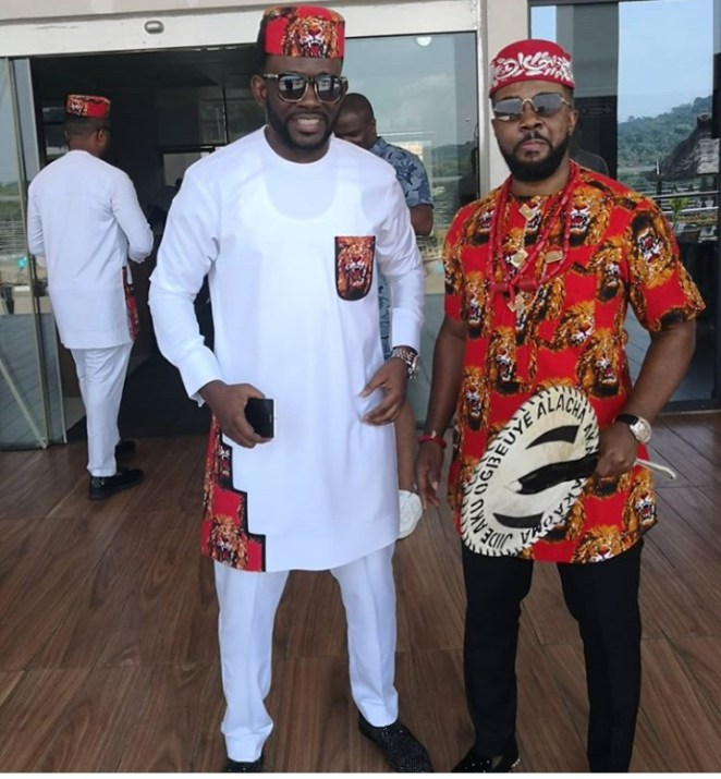 Photos and videos from actor Williams Uchemba