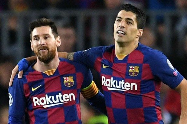 """We still talk a lot"" - Luis Suarez opens up on relationship with Lionel Messi after leaving Barcelona"