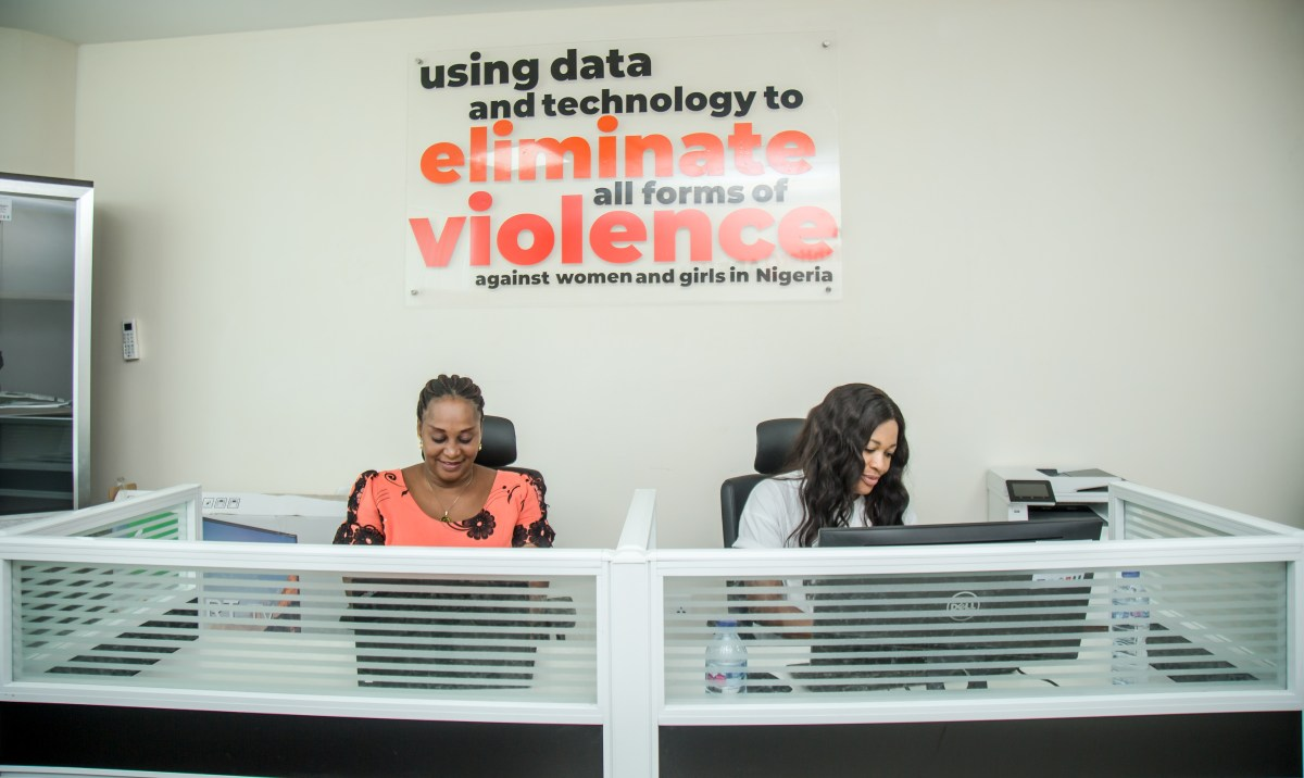 Launch of the National GBV Data Situation Room to End Violence Against Women and Girls