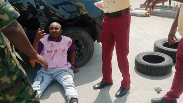 Lagos government arraign man who allegedly assaulted a LASTMA official