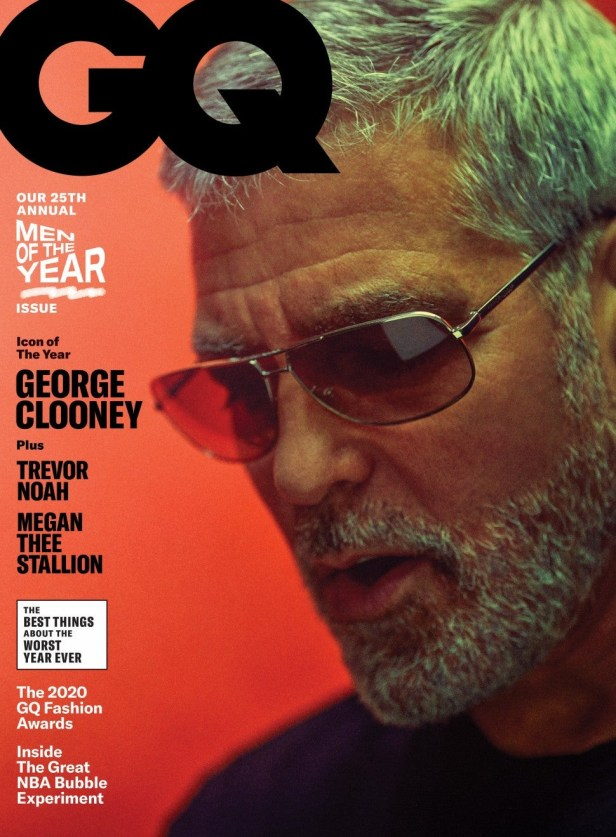 George Clooney says he thought he