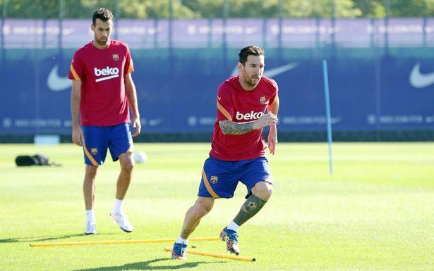 Lionel Messi dit qu'il est fatigué d'être toujours le problème à Barcelone