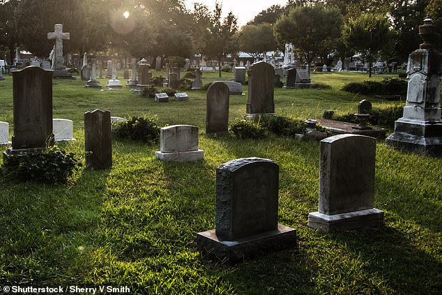 67 year old pervert who pleasured himself with a toothbrush while completely naked in a cemetery offers a bizarre excuse for his actions