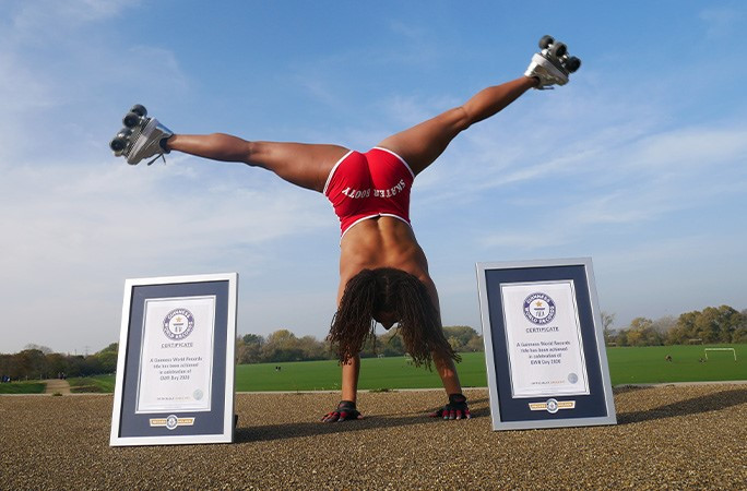 Nigerian Born British Tinuke?s Orbit breaks two new records for Guinness Word Record Day 2020