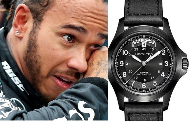 Lewis Hamilton loses 3-year-legal battle to ban luxury watchmaker