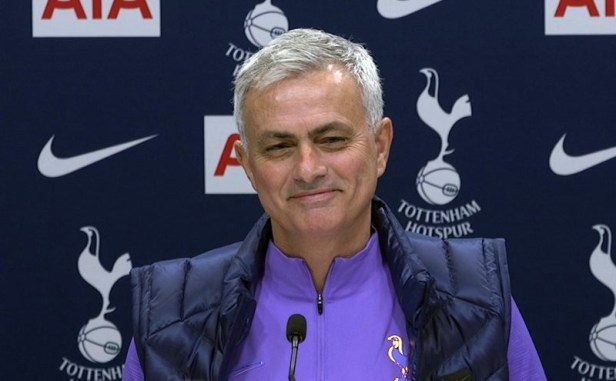 Jose Mourinho has unveiled a new nickname saying he is no longer the