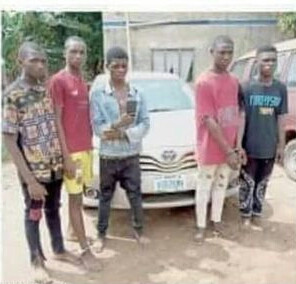 I have killed more than 10 persons - Member of a criminal gang confesses, reveals how they killed Taxify driver and dumped his body in Edo river