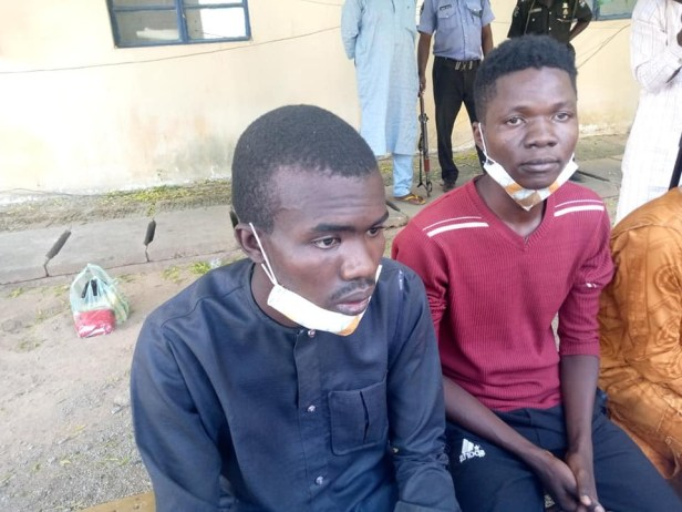 Police bust notorious armed robbery gang that specializes in killing Okada riders and snatching their motorcycles in Katsina