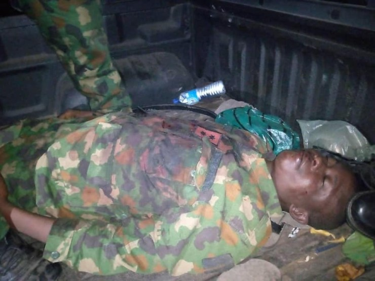 Soldier, two others reportedly killed as Customs officers clash with smugglers in Oyo