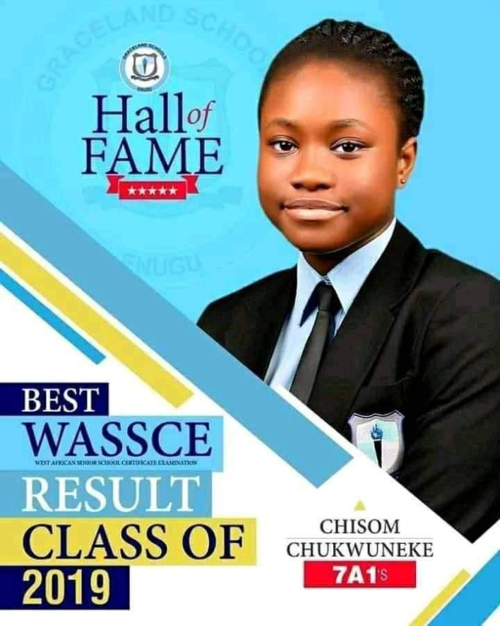 17-year-old girl who got 7 A1s in WAEC dies