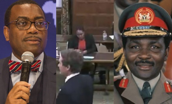 Be careful of misinformation - AfDB President, Akinwunmi Adesina reacts to allegation of Gowon leaving with half of Central Bank