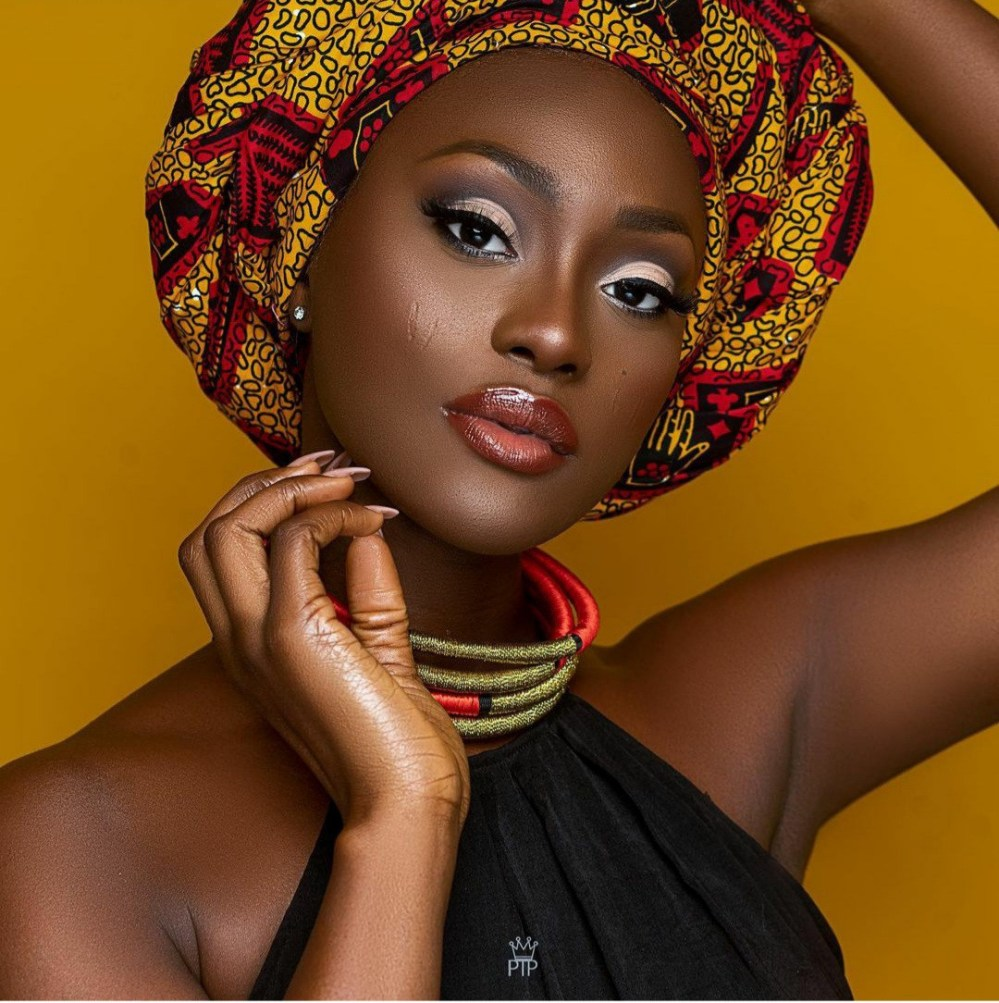 Linda Osifo reveals she considered having surgery to remove her tribal marks after she was teased mercilessly because of it