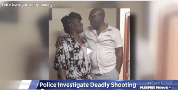 50-year-old Nigerian man shot dead in the US