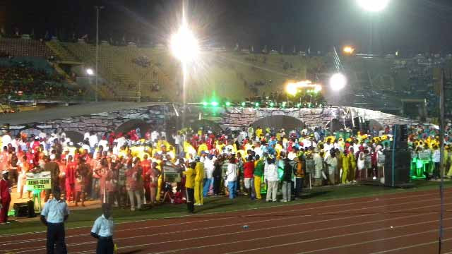 Ministry of Youth and Sports postpones National Sports Festival to January