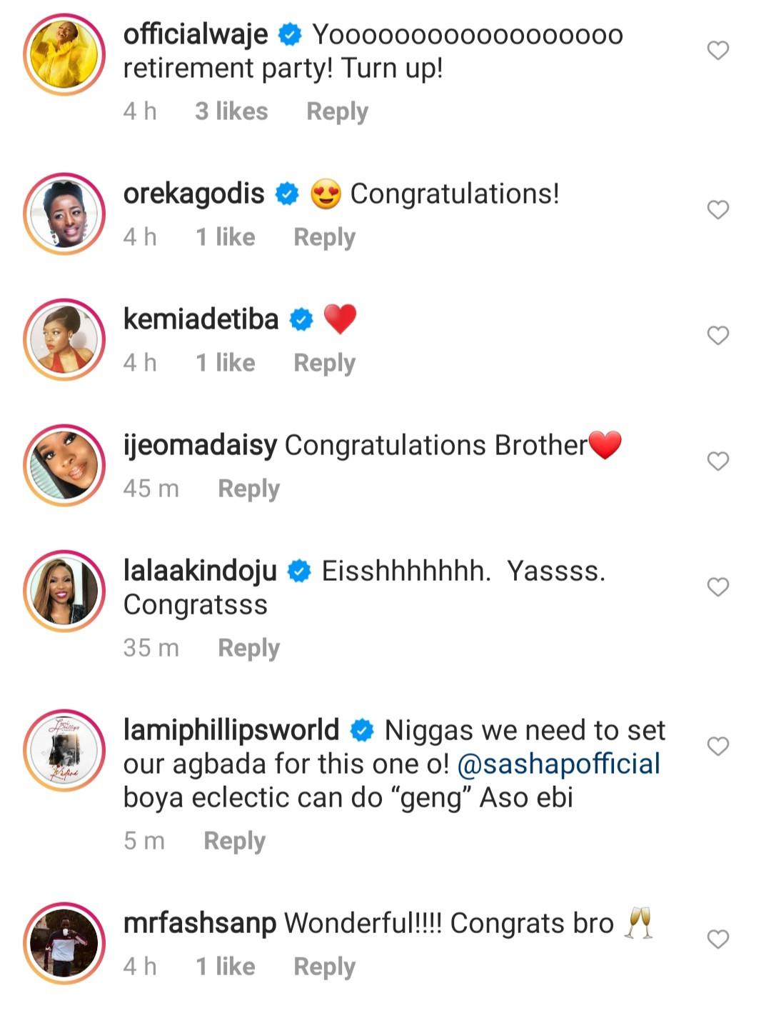 """She said yes"" rapper Ikechukwu Onunaku announces he"