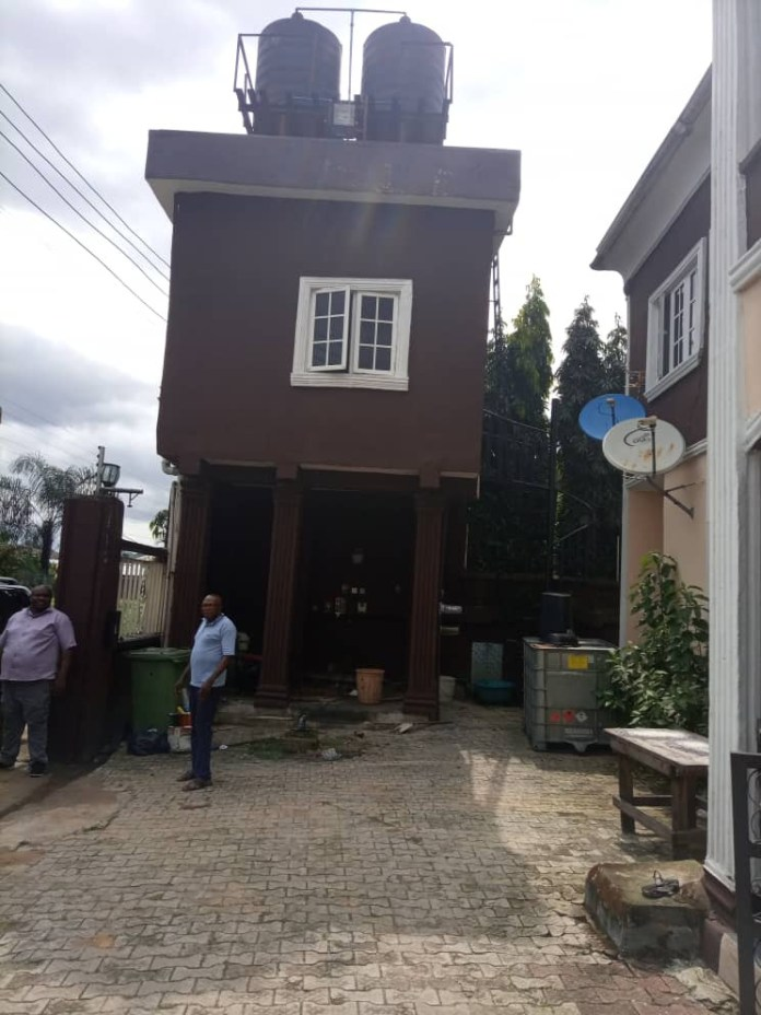For Sale: 4 Bedroom Semi-detached House in Surulere