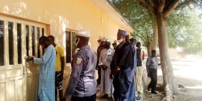 Hisbah officials allegedly conducts Door-to-Door search for 'Sinners' in Kano (photos)