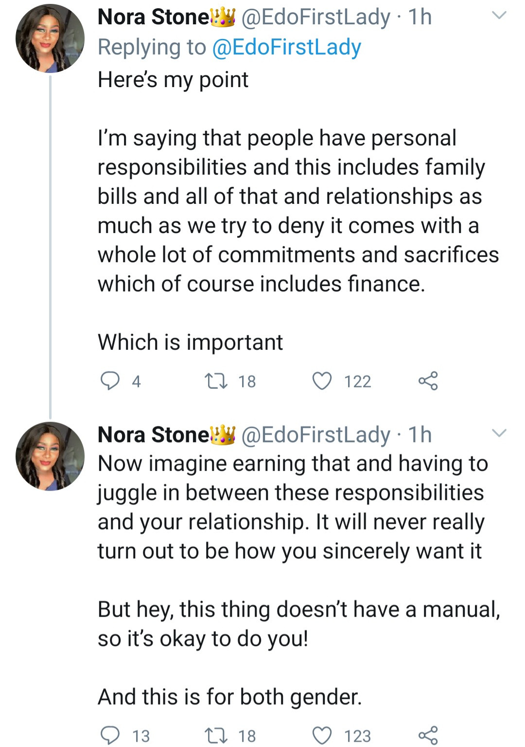 People earning less than N20k per month have no business thinking about relationships  - Nigerian economist says