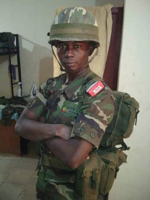 Nigerian soldier killed in clash between Customs officers and smugglers one month to his wedding