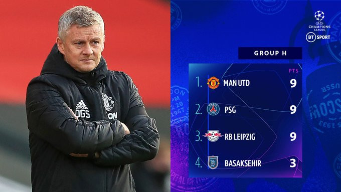 UEFA Champions League: PSG beat Manchester United 3-1 at Old Trafford (Photos/video)