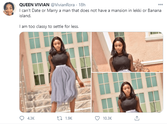 Woman goes viral for saying she can