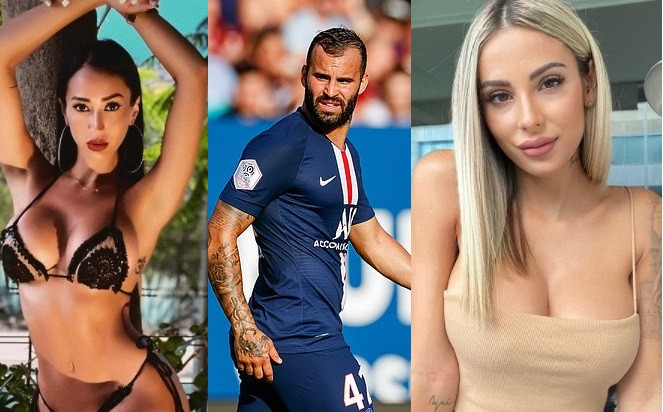 Jese Rodriguez sacked by PSG in wake of sex scandal and allegation he cheated on his partner with her friend