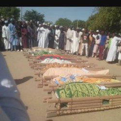 11 Jigawa youths die on their way to Kano for the Nigerian Navy screening test in a deadly road accident