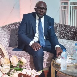 photos/Video from the marriage of the son of former President Olusegun Obasanjo, Seun + see the Mercedes Benz SUV he gave his bride