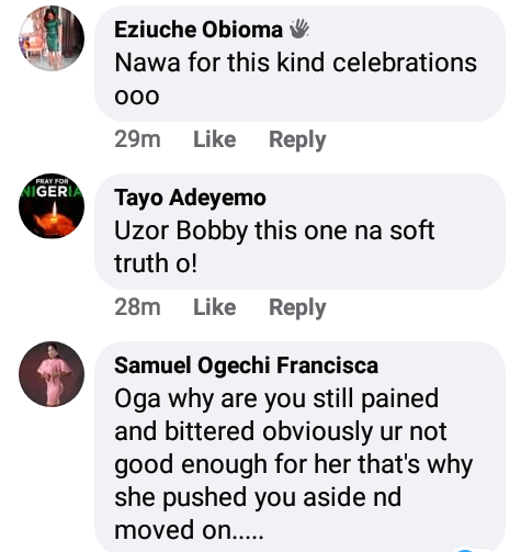 Nigerian man calls out his ex on her birthday, accuses her of cheating on him with married men