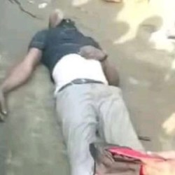 8 presumed dead in stampede as  Port Harcourt locals scramble for  Christmas palliative (photos/video)