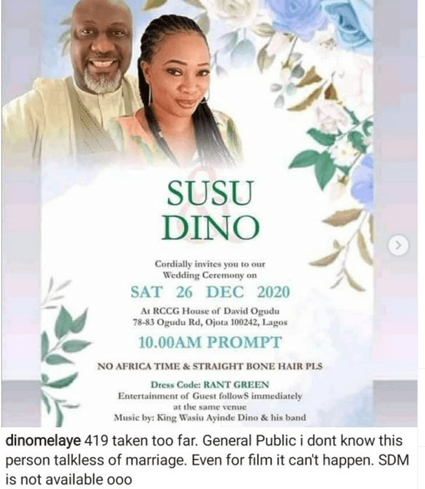 Dino Melaye denies woman
