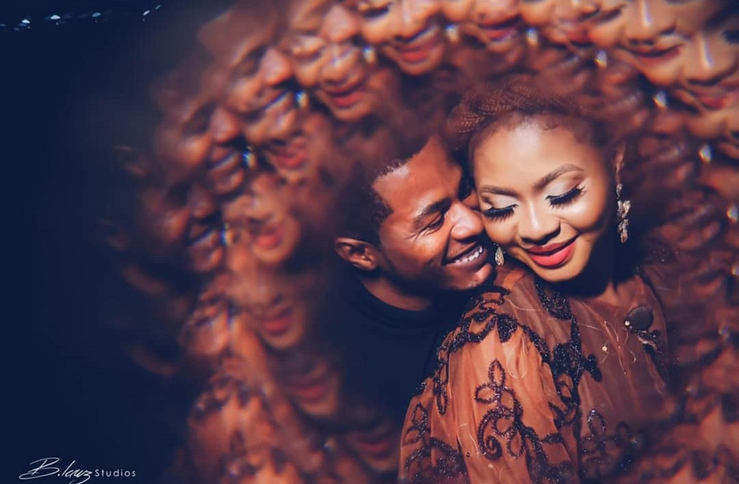 "Samuel ""Spiff"" Ajibola releases pre-wedding photos"
