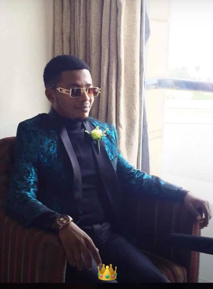 Photos from actor Samuel Ajibola