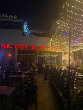 Lagos state shut down Cubana night club for operating despite ban on night clubs due to COVID19