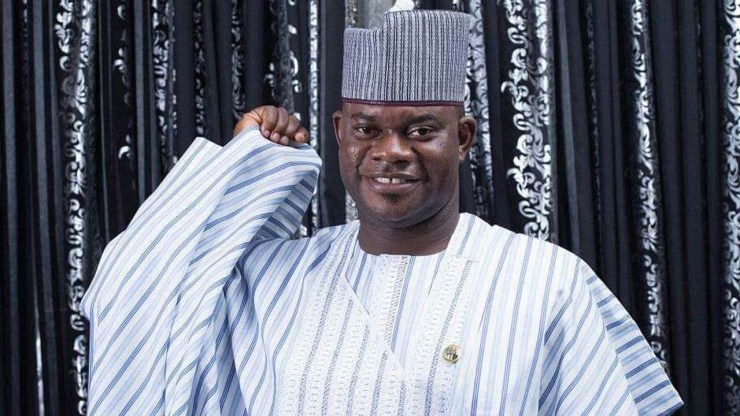 Nigeria will be safe when politicians stop using thugs ? Governor Yahaya Bello