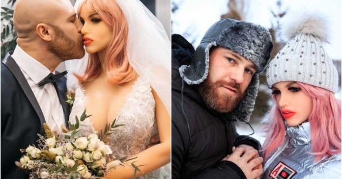 Bodybuilder who married his Silicone sex toy reveals she?s ?broken? and needs to be repaired