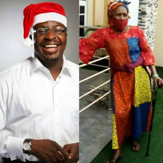 COVID19: Hilarious conversation between comedian Alibaba and his mum
