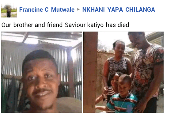 28-year-old Zambian man slaughters his wife, commits suicide