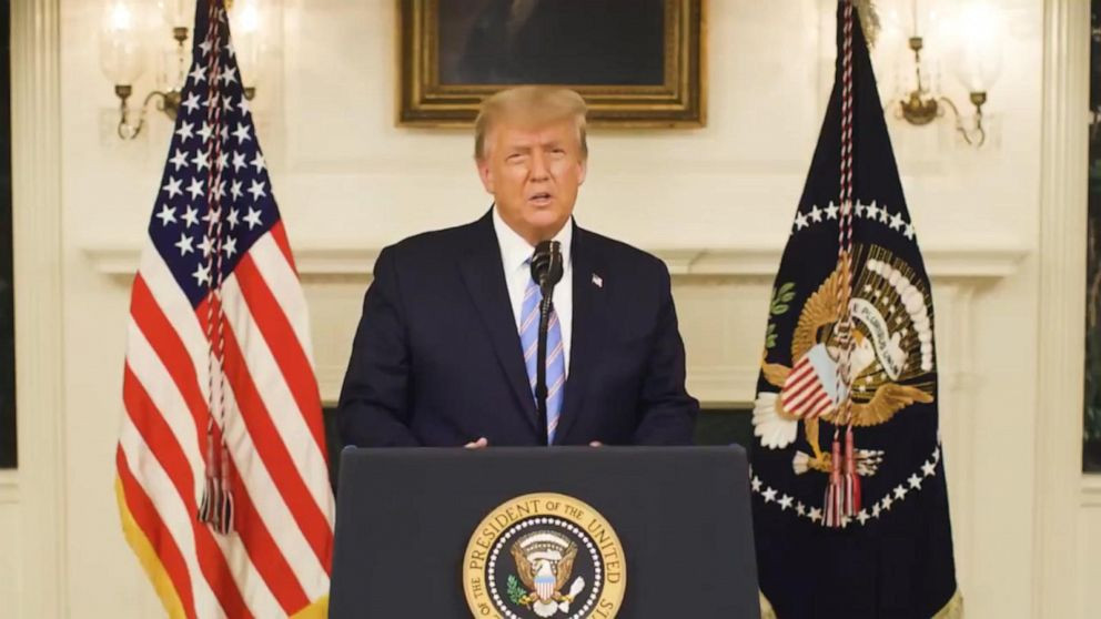 """""""A new administration will be inaugurated on Jan. 20"""" – Donald Trump finally concedes Joe Biden will become the next U.S. president (Video)"""